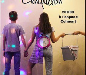 Spectacle de fin d'année- CENDRILLON, le 6 juillet 20h